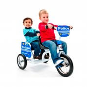 Eurotrike Police Tandem Trike