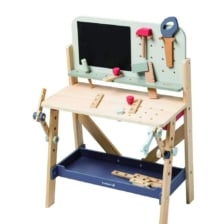 Everearth Large Carpenter's Workbench with Tools