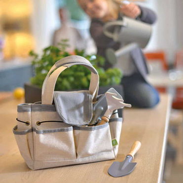 Everearth Lifestyle Kids Garden Bag and Tools