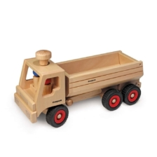 Fagus Wooden Container Tipper Truck