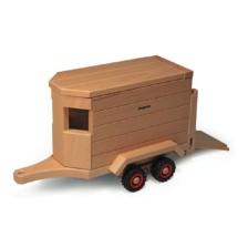 Fagus Wooden Horse Box