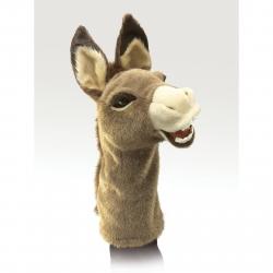 Folkmanis Donkey Stage Puppet