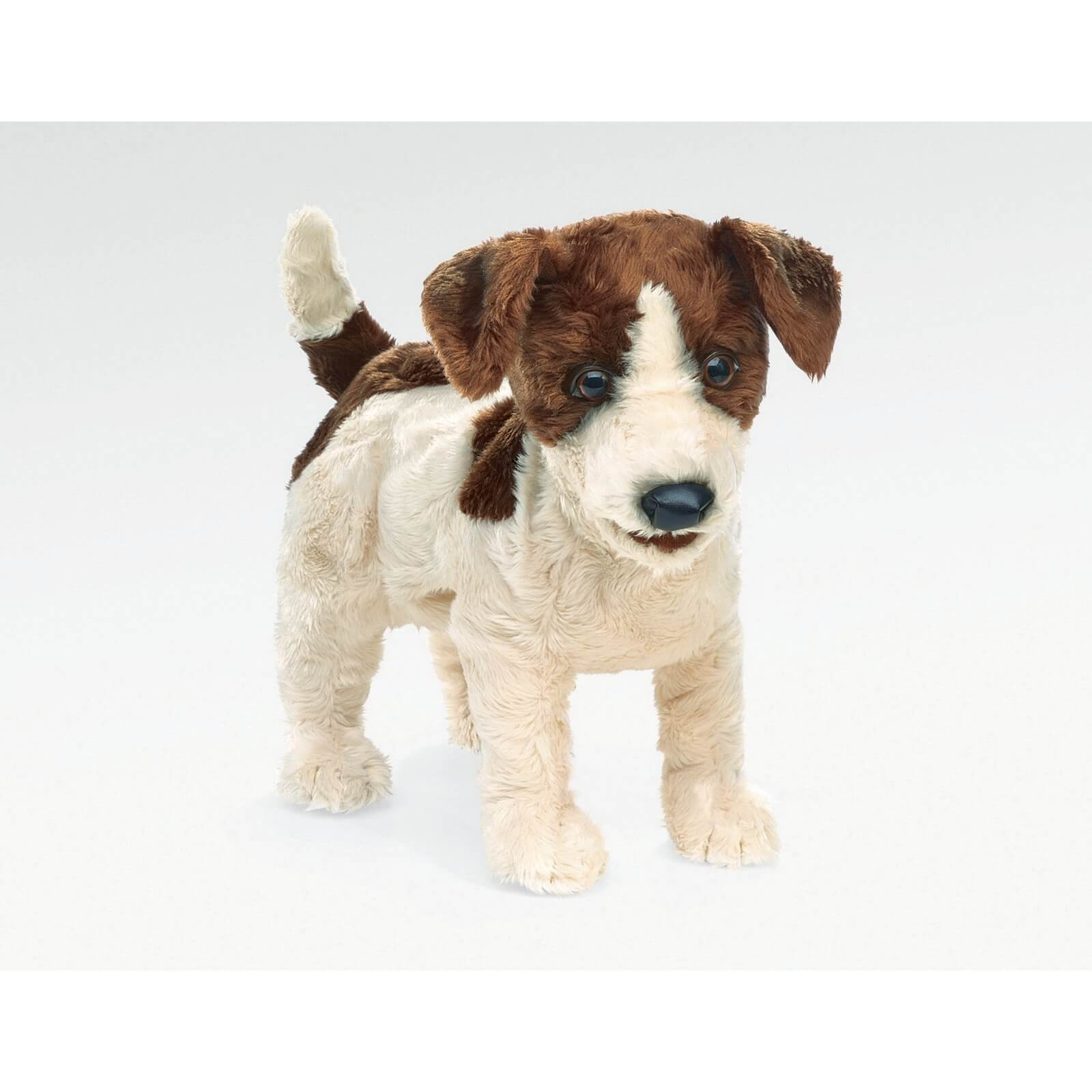 Folkmanis Jack Russell Terrier Puppet