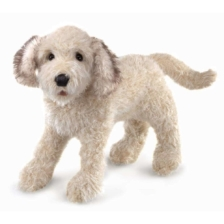 Folkmanis Labradoodle Puppet