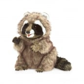 Folkmanis Racoon Hand Puppet