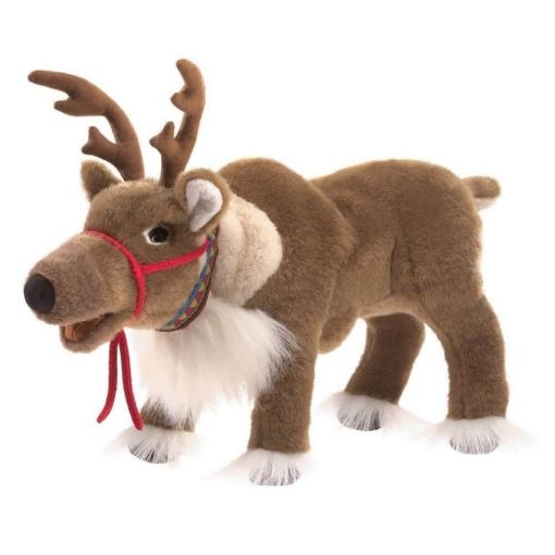 Folkmanis Reindeer Hand Puppet