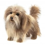 Folkmanis Shaggy Dog Puppet