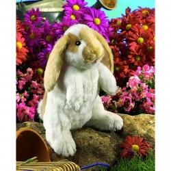 Folkmanis Standing Lop Eared Rabbit Puppet