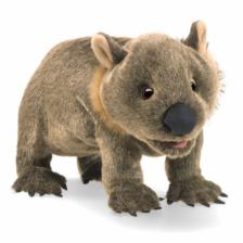 Folkmanis Wombat Hand  Puppet