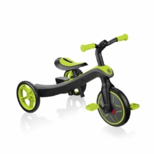 Globber Explorer Trike 2 in 1 Green