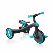 Globber Explorer Trike 2 in 1 Teal