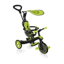 Globber Explorer Trike 4 in 1 Green