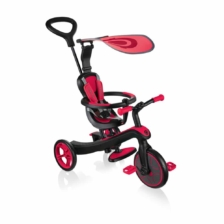 Globber Explorer Trike 4 in 1 Red