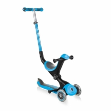 Globber GO UP Deluxe Scooter Sky Blue