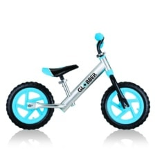 Globber Go Bike Alloy Sky Blue Balance Bike