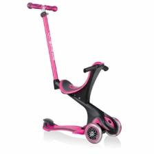 Globber Go Up Comfort Kids Scooter Pink