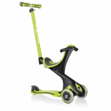 Globber Go Up Comfort Scooter Green