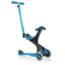 Globber Go Up Comfort Scooter Sky Blue