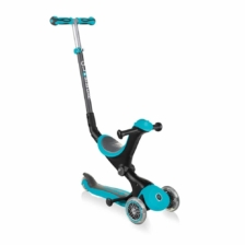 Globber Go Up Deluxe Scooter Teal