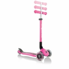 Globber Primo Foldable with Anodized T-bar Deep Pink