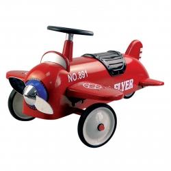 Goki Ride On Aeroplane Red