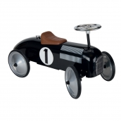 Goki Ride On Car Black