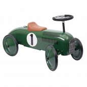 Goki Ride On Car British Racing Green