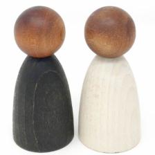 Grapat 2 Adult Nins Dark Wood