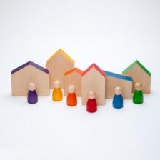 Grapat Houses and Nins