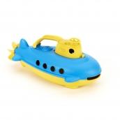 Green Toys Submarine Yellow Cabin