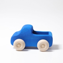 Grimm's Small Truck Blue
