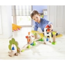 HABA Ball Track Rollerby Windmill Set