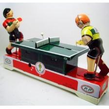 Ha Ha Tin Toys Ping Pong Players