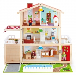 Hape Family Mansion Dolls House