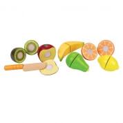 Hape Fresh Fruit Wooden 7 Piece Set
