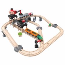 Hape Mining Loader Train Set