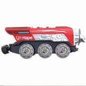 Hape Propeller Train Engine Battery Powered