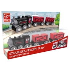 Hape Steam Era Freight Train