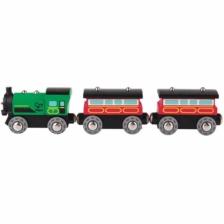 Hape Steam Era Passenger Train