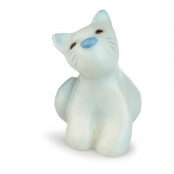 Heico Little Blue Cat Nightlight Lamp