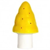 Heico Nightlight Lamp Small Mushroom Yellow