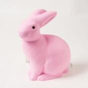 Heico Pink Rabbit Nightlight Lamp
