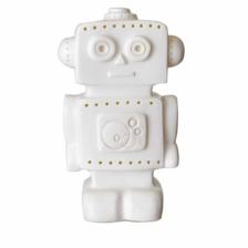 Heico Robot Night Light Lamp White