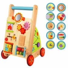 I'm Toy Baby First Walker