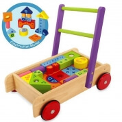 I'm Toy Deluxe Blocks Walker 52 Pieces 8 Functions
