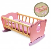 I'm Toy Dollie Rocking Cradle Bed