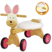 I'm Toy Ride On Bunny Rabbit Paddie Rider Trike
