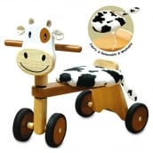 I'm Toy Ride on Cow Calfie Paddie Rider Trike