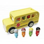 Indigo Jamm Benji School Bus
