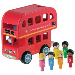 Indigo Jamm Bernies Number Bus